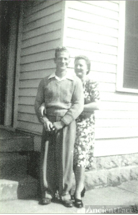 Sidney & Lela (Cain) Williams, Kentucky