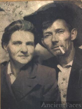 Frances and Lewis Workman