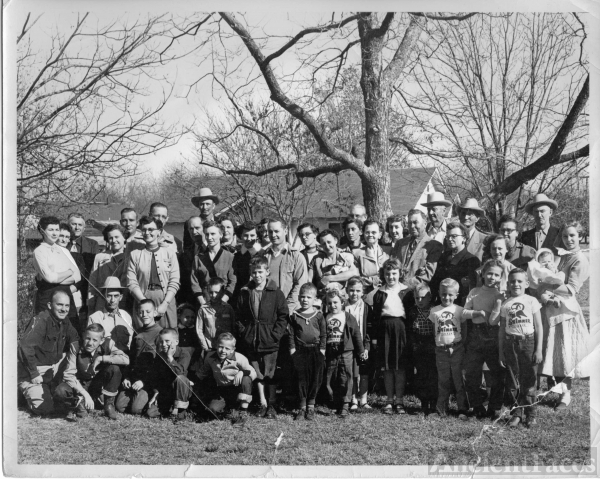Smith & Reynolds Family reunion