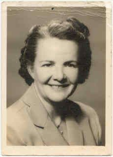 A photo of Thelma Dorris Young