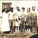 Franklin & Martha Tice Family, IL