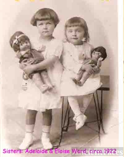 Ward Sisters, North Carolina 1922