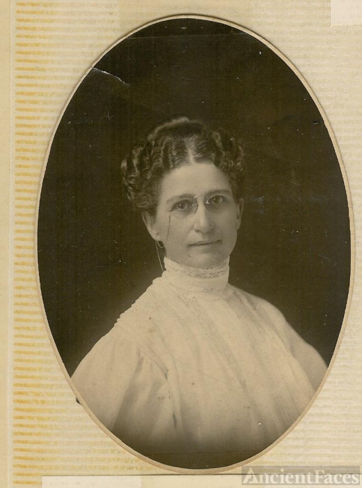 My Great Aunt Johanna Rodig Mouser