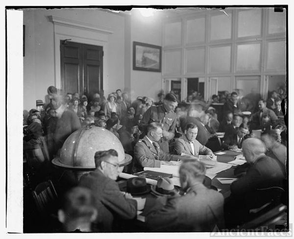 Col. Mitchell before special aviation board, [9/29/25]