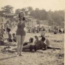 Mildred Zeh At The Beach