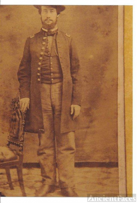 Unknow Civil War Relative