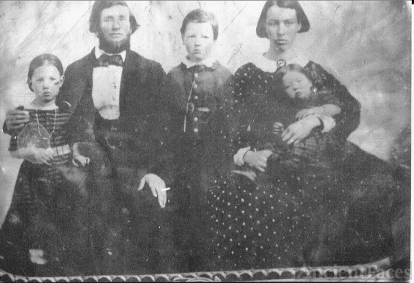 Humphrey Long Family