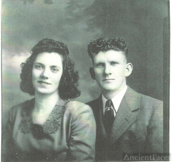 Hassell & Lillian Pippin, Kentucky 1940's