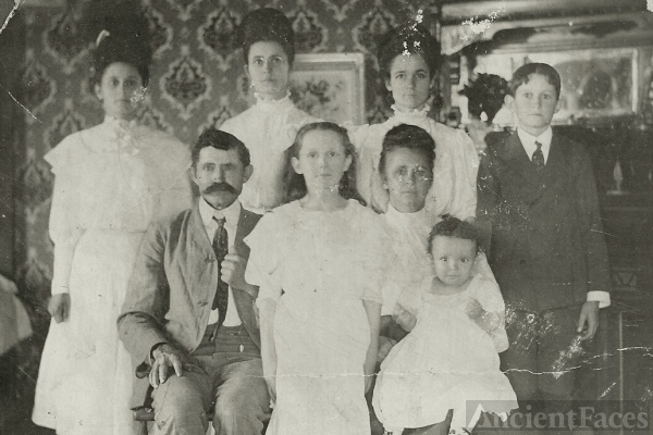 John Carl Vincent Family