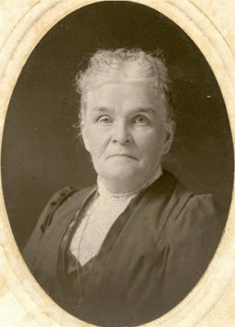 A photo of Lucinda F. (Butterfield) Winegar