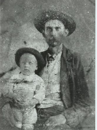 Papa and ggrandfather Floyd