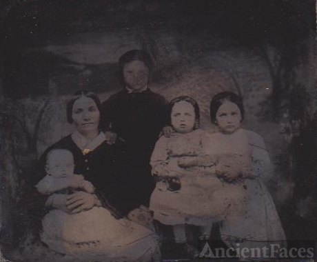 Hubel Family 1865