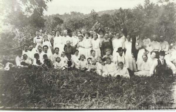 A Sheeks Reunion In The Country, Abt 1918, Part A