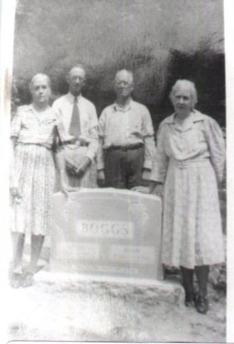 Grave of Rand Boggs