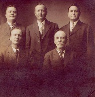 Louis, George, William, Erastace, & Charles Breitenbucher