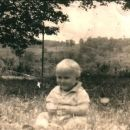 my father as a baby
