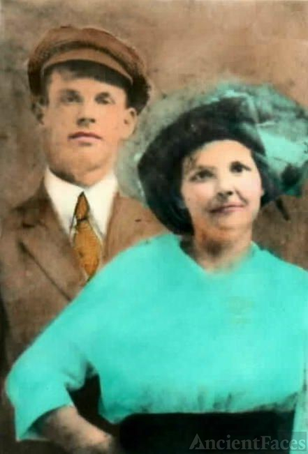 John Larkin & Ethel Louise