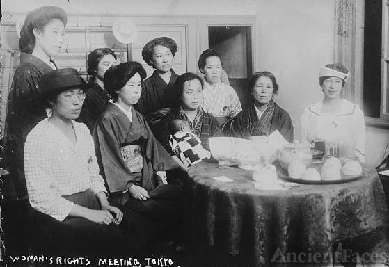 Women's Rights | Japan 1925