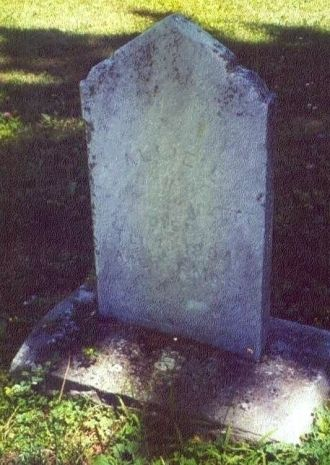 Allie E. Hackett Gravesite