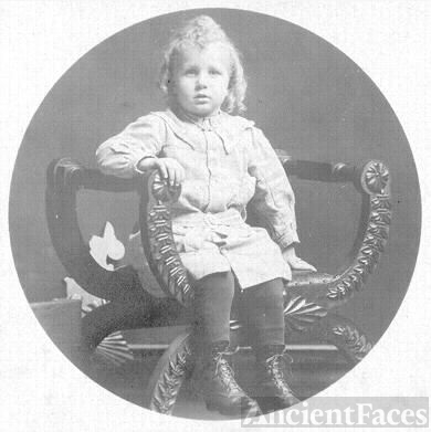 Unknown Rhodes Child