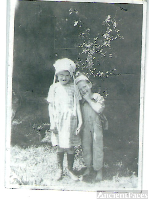 children unknown