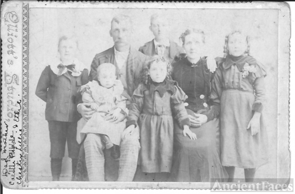 William E. Williams Family