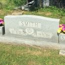 Lonzo and Euna Smith gravesite