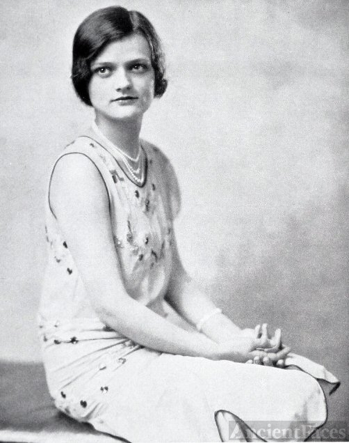 Phylis Nordstrom, Indiana, 1929