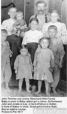blanchard hembree family