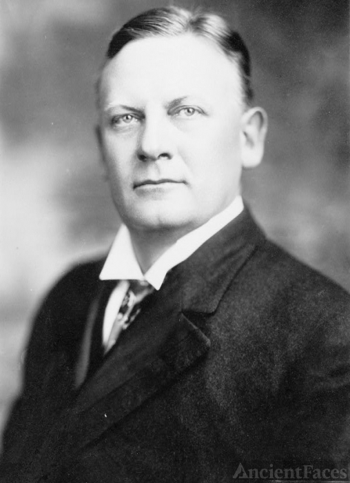 Luther E. Hall Governor of Louisiana