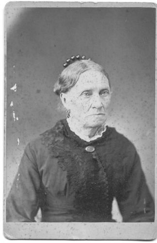 A photo of Hannah Caroline Bush