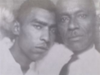 Lewis Hendricks and son David s. Hendricks