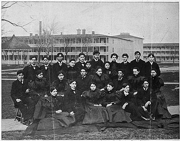 Carlisle Industrial Indian School Class of 1897