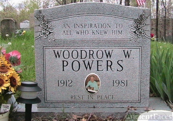 Woodrow W. Powers Gravesite