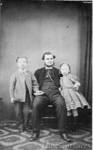 Shrive or Spawton man and children, UK