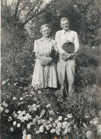 Nellie and Clarence Neese