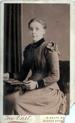 A photo of Alice (Rowe) Jobe