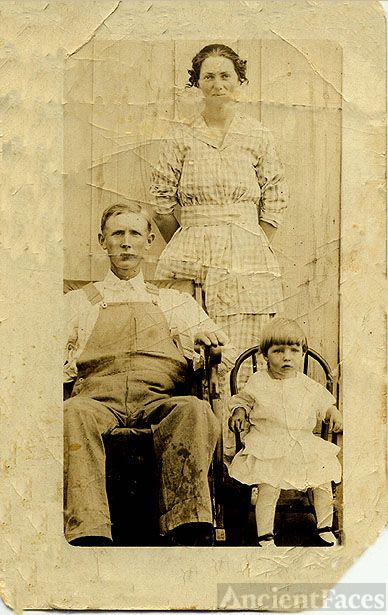 Ernest Lee Gore & May Alma Reese Gore
