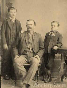 John, James, & Benjamin Cartwright