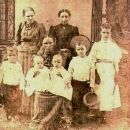 Melton, Stanfield and Chastain Family, 1890