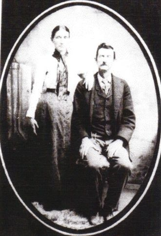 William Blankenship & Virginia Jane (Stafford) Blankenship