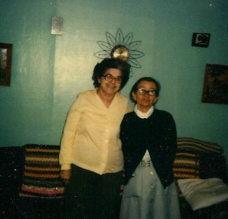 My Grandmother and Mystery Woman