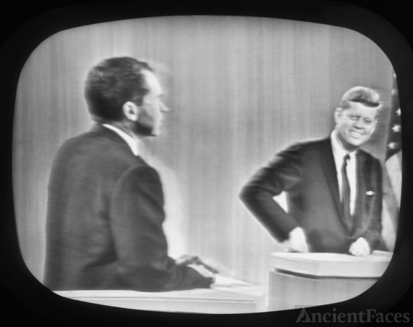 First Presidential Debate - Nixon Kennedy