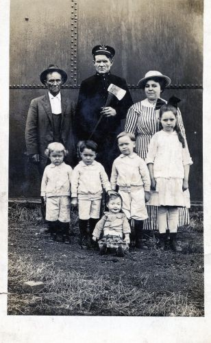Unknown family From