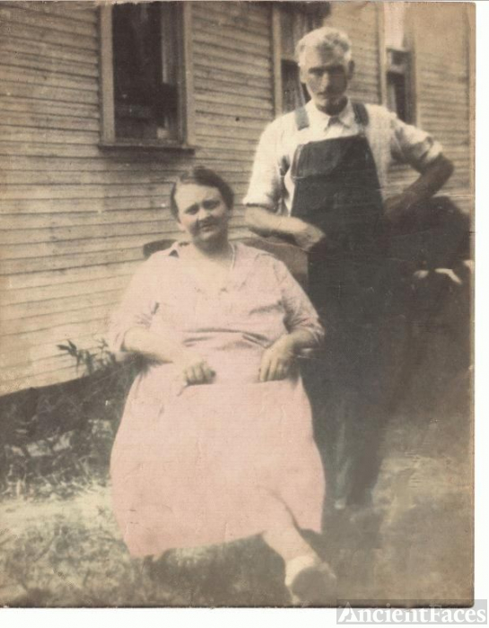 George and Lillie Pettit