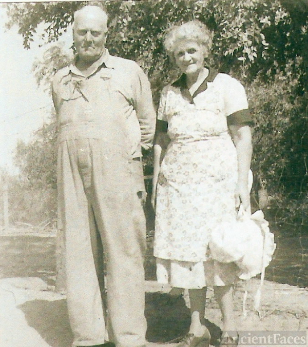 Ray and Maude Kennedy Surber