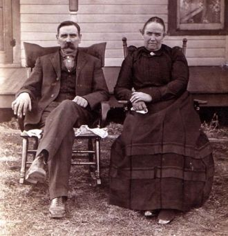 William H. and Martha Wilson (Twins)