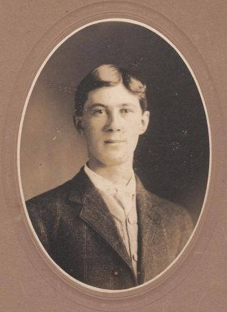 A photo of Raymond Ross Adams