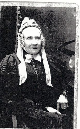 A photo of Janet Hopkins Colls
