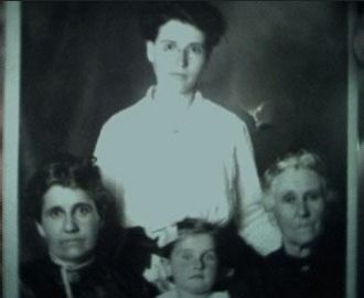 A photo of Rosina (McGuire) Oakley